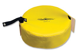 Vinyl Tool Bucket Cover for 12-inch diameter buckets