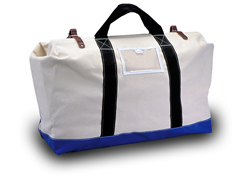 "Tool Bag 24"" W/#4 Canvas 19"" High"