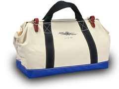 "Tool Bag 20"" W/#8 Canvas"