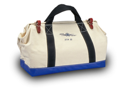 "Tool Bag 22"" W/#8 Canvas"