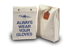 Canvas Glove Bag