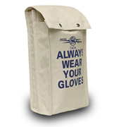 Canvas Combination Glove/Sleeve Bag
