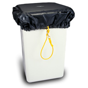 "Aerial Bucket Cover W/Foam & Heat Sealed Seams 24""X30"""