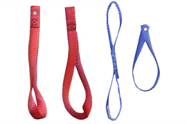ULD Container Door Pull Straps